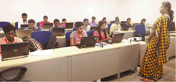 The ORION® team in Chennai has been reinforced with 15 promising youngsters who graduated recently from various colleges. These new ORIONites will undergo intensive training in Oracle and Java for two months before starting their journey as IT professionals.  Wishing each of them a successful career ahead, and many years of achievements for the ORION® team and Azentio.