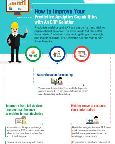How to Improve your Predictive Analytics Capabilities with An ERP Solution