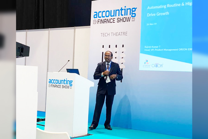 Accounting and Finance Show 2019 Nov 26-27
