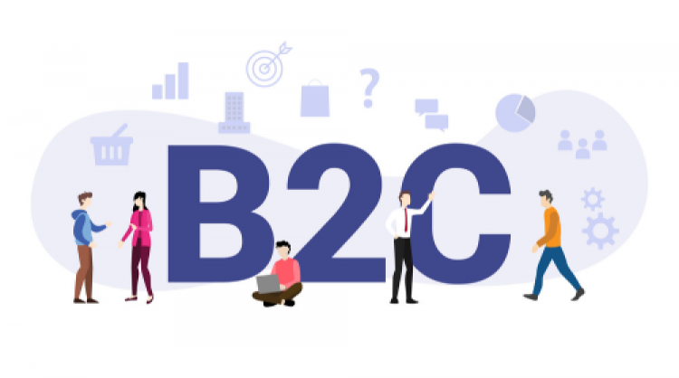 Integrated B2C solution