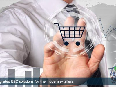 ERP integrated B2C solutions for the modern e-tailers