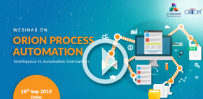 A Webinar on Process Automation sharing knowledge on the current and upcoming threats, the various types, and the challenges and solutions.
