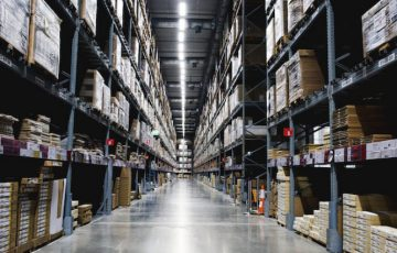 Ease location of goods during issue and pick-up with permanent warehouse placement for streamlined operations and enhanced productivity.