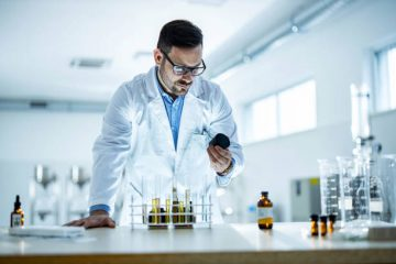 ERP software for chemical manufacturing