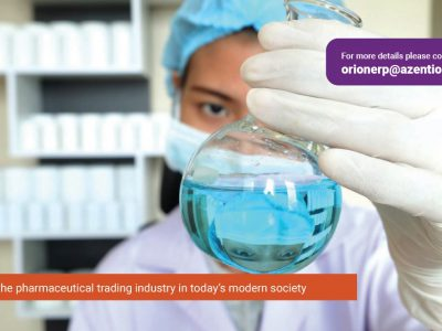 Role of the pharmaceutical trading industry in today's modern society